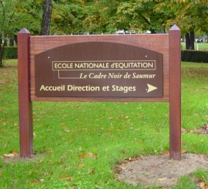 Ecole Nationale d'Equitation